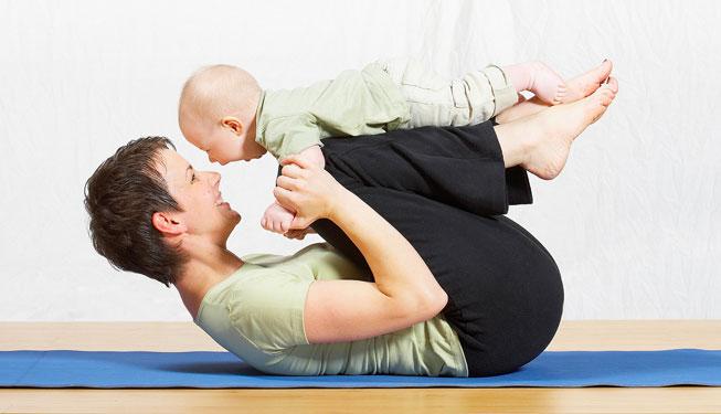 Bougeons Mamans - Femmes en période postnatale